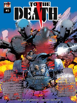 cover image of To The Death (2019), Issue 3