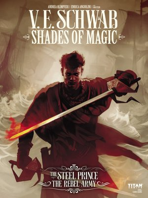 cover image of Shades of Magic (2018), Issue 10