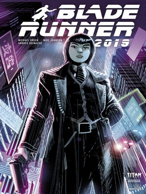 cover image of Blade Runner 2019 (2019), Issue 4