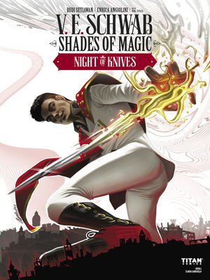 cover image of Shades of Magic (2018), Issue 5
