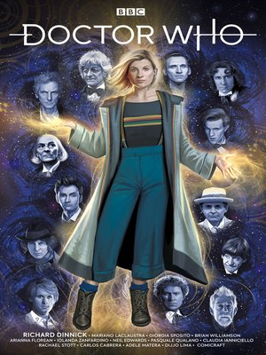 cover image of Doctor Who: The Thirteenth Doctor (2018), Issue 0