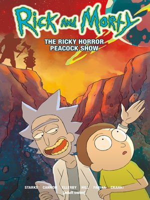 cover image of Rick and Morty (2015), Volume 4