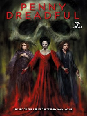 cover image of Penny Dreadful (2017), Issue 6