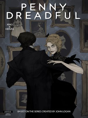 cover image of Penny Dreadful (2017), Issue 8