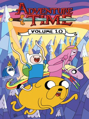 cover image of Adventure Time (2012), Volume 10