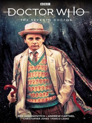 cover image of Doctor Who: The Seventh Doctor: Operation Volcano