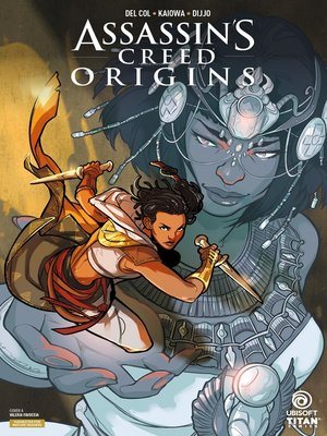 cover image of Assassin's Creed: Origins (2018), Issue 4