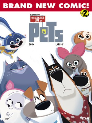 cover image of The Secret Life of Pets (2019), Volume 2, Issue 2