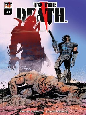 cover image of To The Death (2019), Issue 5
