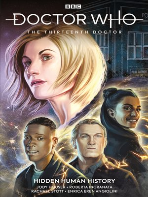 cover image of Doctor Who: The Thirteenth Doctor (2018), Volume 2