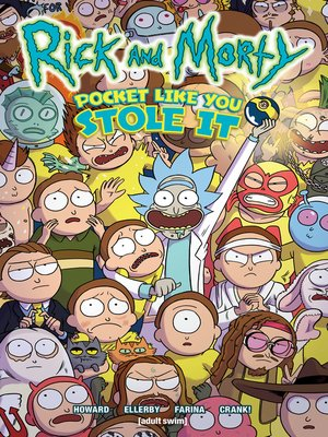 cover image of Rick and Morty: Pocket Like You Stole It