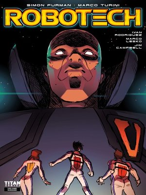 cover image of Robotech (2017), Issue 11