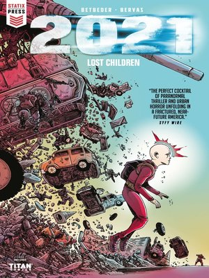 cover image of 2021: Lost Children (2018), Issue 1