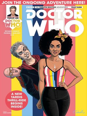 cover image of Doctor Who: The Twelfth Doctor, Year Three (2017), Issue 9