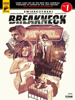 cover image of Breakneck (2018), Issue 1