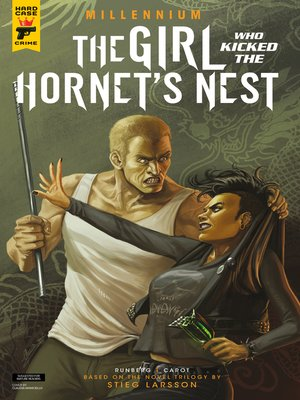 cover image of The Girl Who Kicked The Hornet's Nest, Issue 2