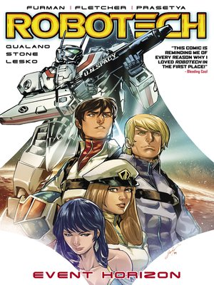 cover image of Robotech (2017), Volume 6