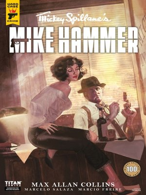cover image of Mickey Spillane's Mike Hammer (2018), Issue 2