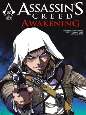 cover image of Assassin's Creed: Awakening (2016), Issue 2
