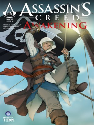 cover image of Assassin's Creed: Awakening (2016), Issue 6