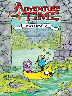 cover image of Adventure Time (2012), Volume 7