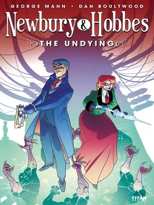 cover image of Newbury & Hobbes: The Undying (2018), Issue 1