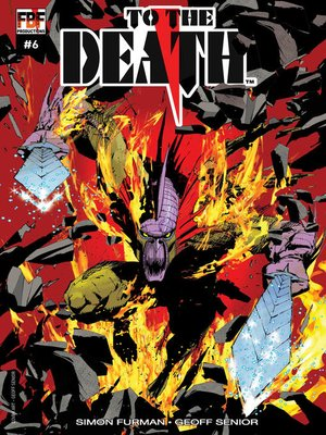 cover image of To The Death (2019), Issue 6