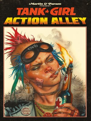 cover image of Tank Girl: Action Alley