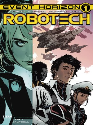 cover image of Robotech (2017), Issue 21