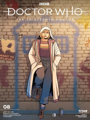 cover image of Doctor Who: The Thirteenth Doctor (2018), Issue 8