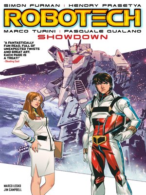 cover image of Robotech (2017), Volume 5