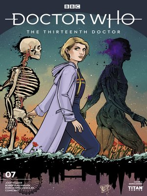 cover image of Doctor Who: The Thirteenth Doctor (2018), Issue 7