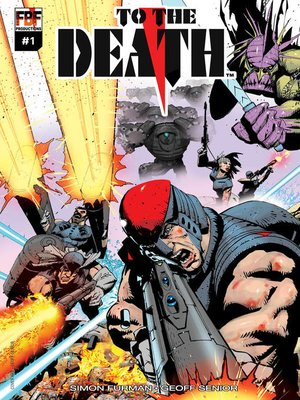 cover image of To The Death (2019), Issue 1