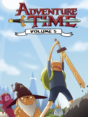 cover image of Adventure Time (2012), Volume 5