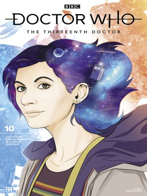 cover image of Doctor Who: The Thirteenth Doctor (2018), Issue 10