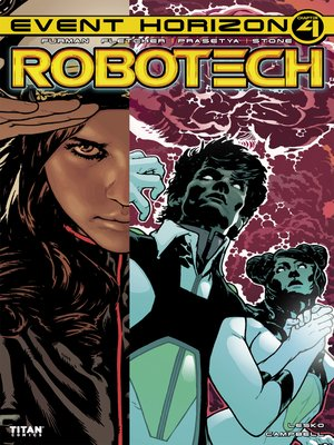 cover image of Robotech (2017), Issue 24