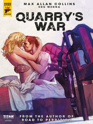 cover image of Quarry's War, Issue 4