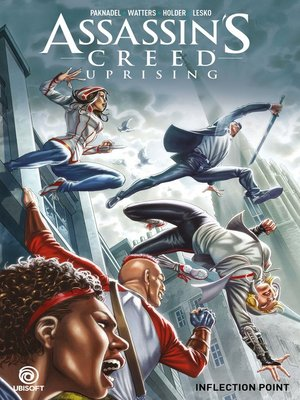 cover image of Assassin's Creed: Uprising (2017), Volume 2