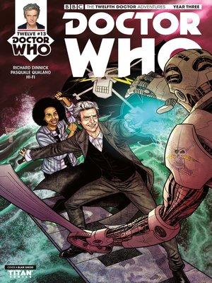 cover image of Doctor Who: The Twelfth Doctor, Year Three (2017), Issue 13