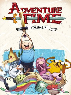 cover image of Adventure Time (2012), Volume 3
