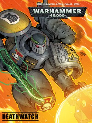 cover image of Warhammer 40,000: Deathwatch
