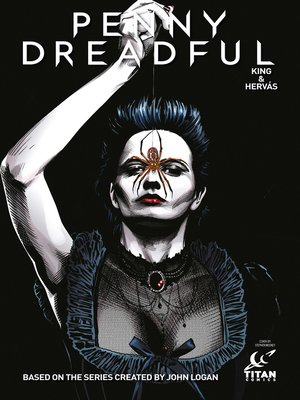cover image of Penny Dreadful (2017), Issue 1