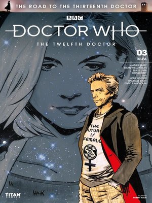 cover image of Doctor Who: The Road to the Thirteenth Doctor (2018), Issue 3