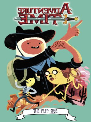 cover image of Adventure Time: The Flip Side