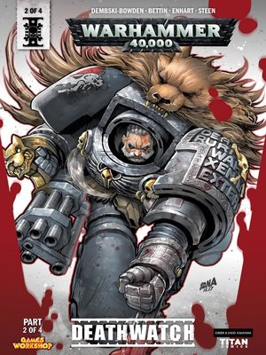 cover image of Warhammer 40,000: Deathwatch (2018), Issue 2