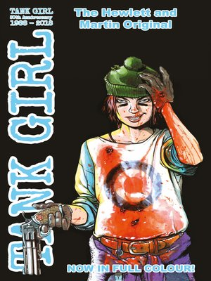cover image of Tank Girl Classics (2018), Issue 4
