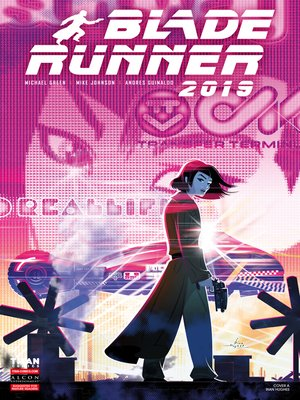 cover image of Blade Runner 2019 (2019), Issue 6