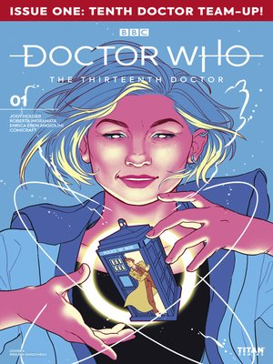 cover image of Doctor Who: The Thirteenth Doctor, Year Two (2020), Issue 1
