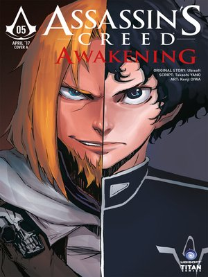 cover image of Assassin's Creed: Awakening (2016), Issue 5