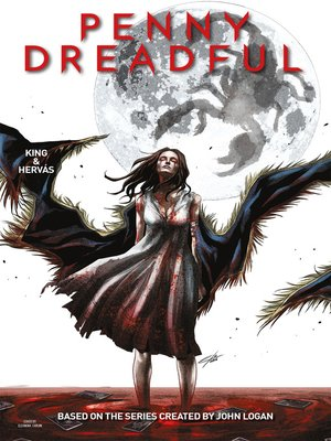 cover image of Penny Dreadful (2017), Issue 4